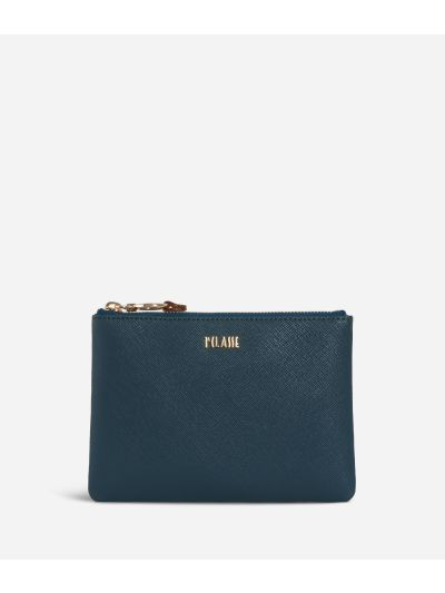Sky City Pouch Teal