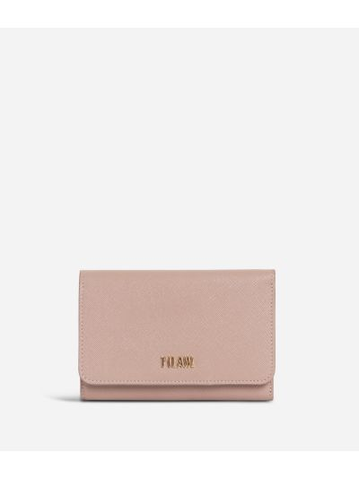 Sky City Medium Wallet Boreal Pink