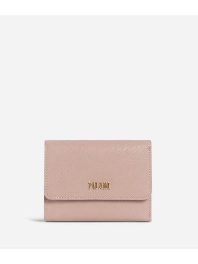 Sky City Small Wallet Boreal Pink