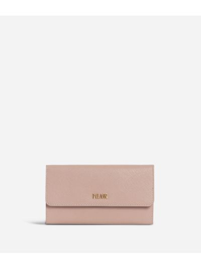 Sky City Big Wallet Boreal Pink