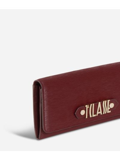 Winter Smile Wallet Cabernet