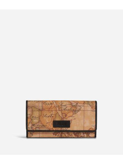 Soft Wood Wallet Black
