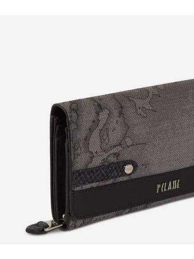 Fantasy Dark Wallet Black