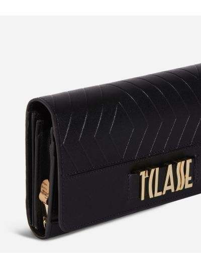 Starlight Line Wallet Black