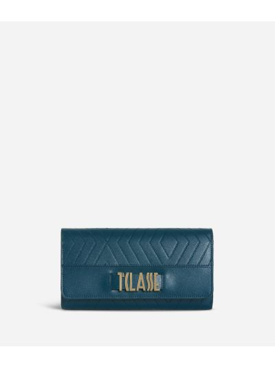 Starlight Line Wallet Teal