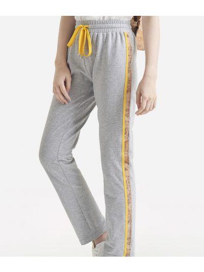 Fleece trousers Grey