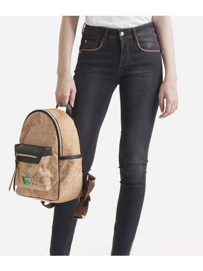 5-pockets skinny trousers Black