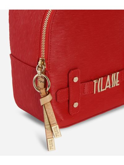 Voyage Smile Mini Backpack Red
