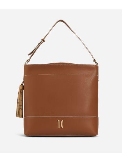 Praline Shoulder Bag Brown