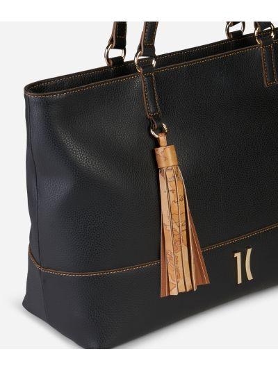 Praline Shopping Bag Black