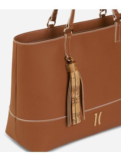Praline Shopping Bag Brown