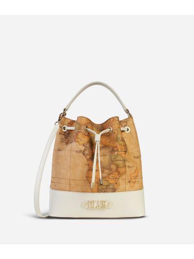 Jour Bag Bucket Bag White