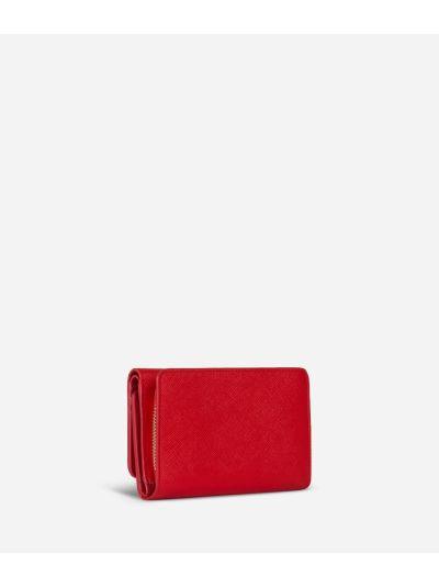 Medina City Bifolder Wallet Red