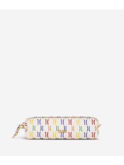 Monogram Rainbow Portamatite Multicolor