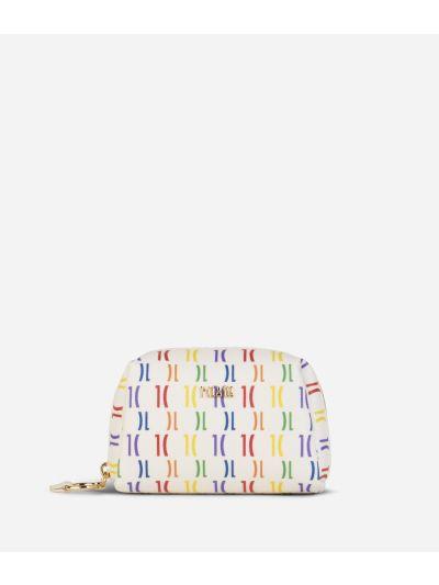 Monogram Rainbow Beauty case Multicolor