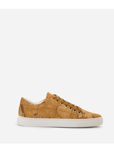 Sneakers in canvas stampa Geo Classic