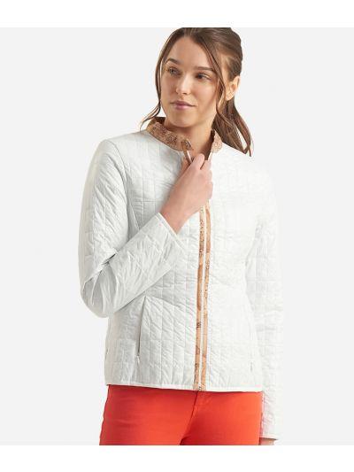 Donnavventura Padded jacket in light nylon White