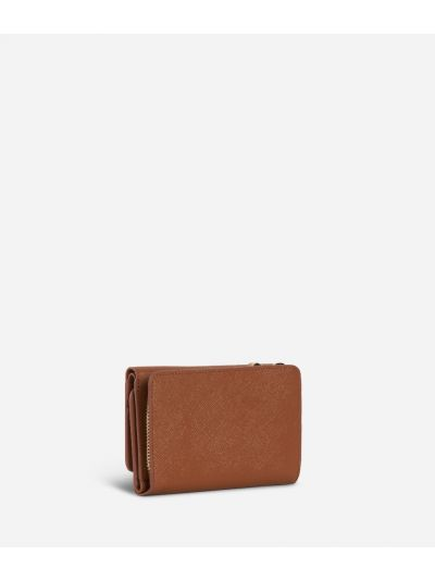 Medina City Bifolder Wallet Brown