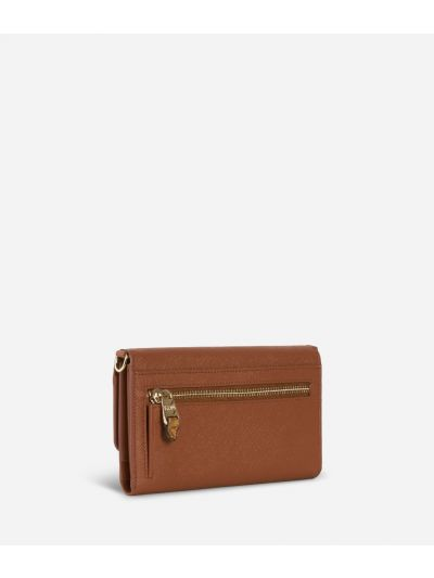 Medina City Pochette Brown