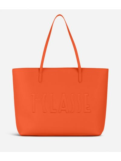 Summer Pop Shopping Bag Orange