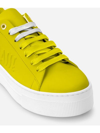 Summer Pop Sneakers Gialle